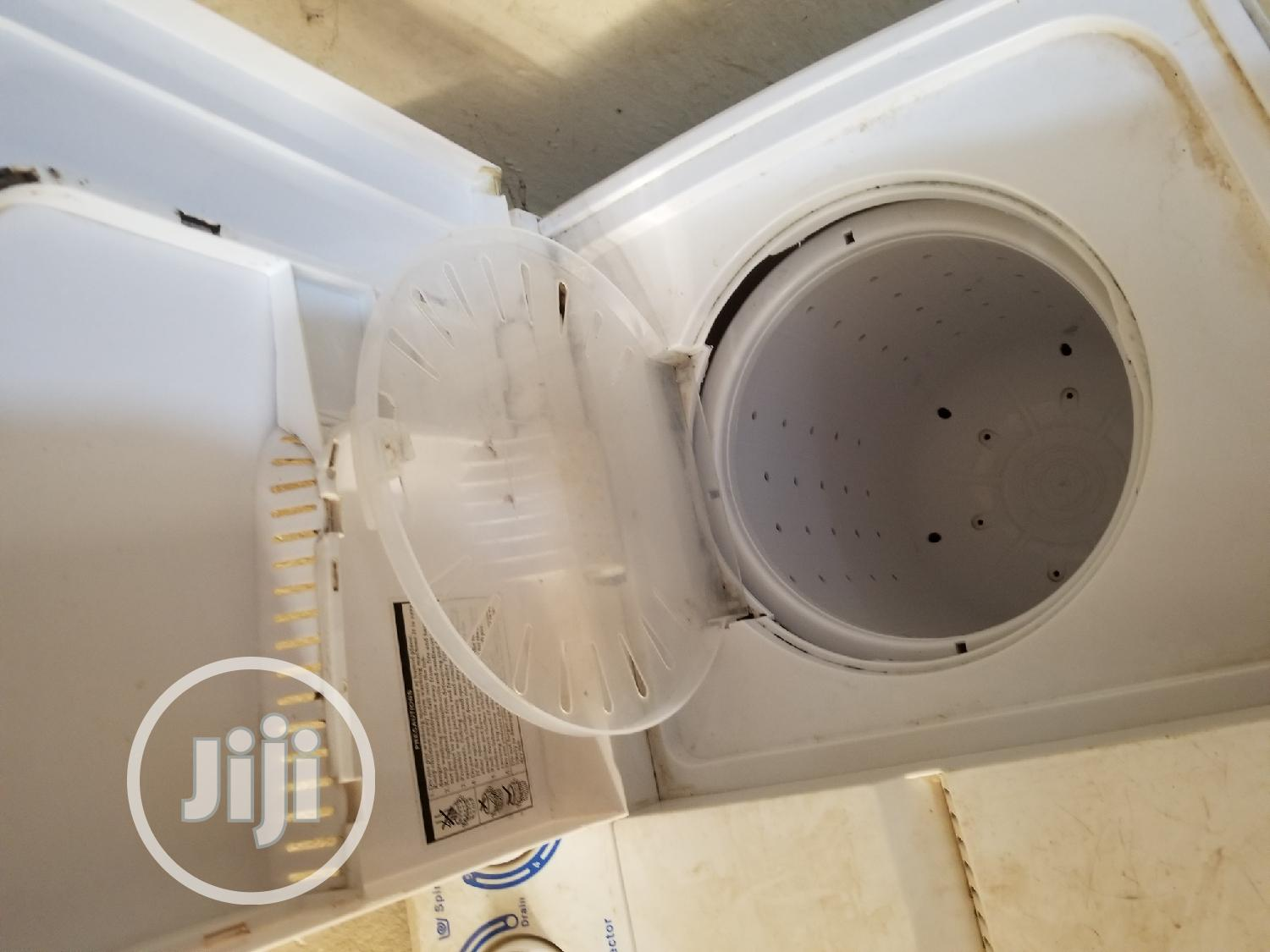 Midea Washing Machine Mtm100-P1103 10kg | Home Appliances for sale in Central Business Dis, Abuja (FCT) State, Nigeria
