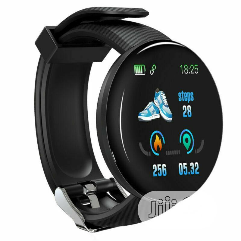 18 BT4.0 Waterproof Smart Watch For Ios Android Devices