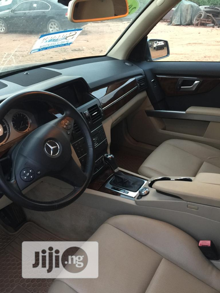 Archive: Mercedes-Benz GLK-Class 2013 350 4MATIC Green