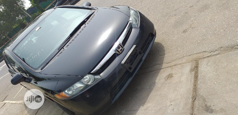 Archive: Honda Civic 2006 1.4 Blue