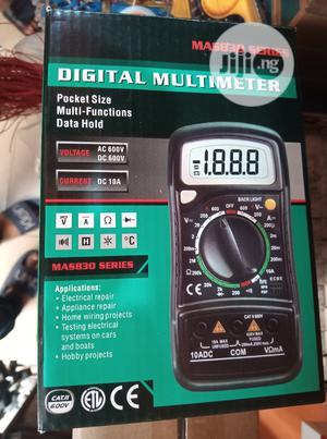 Digital Multimeter   Measuring & Layout Tools for sale in Lagos State, Surulere