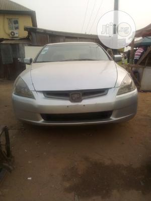 Honda Accord 2003 Silver   Cars for sale in Lagos State, Agege