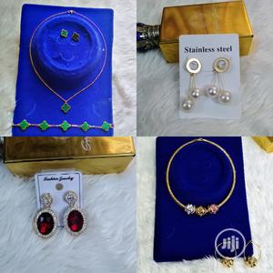 Stainless Steel Jewelries at the Best Prices | Jewelry for sale in Rivers State, Port-Harcourt