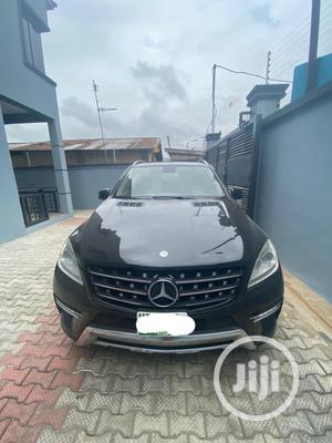 Mercedes-Benz M Class 2012 Black   Cars for sale in Lagos State, Ogudu
