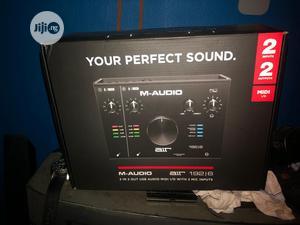 M-Audio Professional Interface Air192|6 | Audio & Music Equipment for sale in Abuja (FCT) State, Gwagwalada