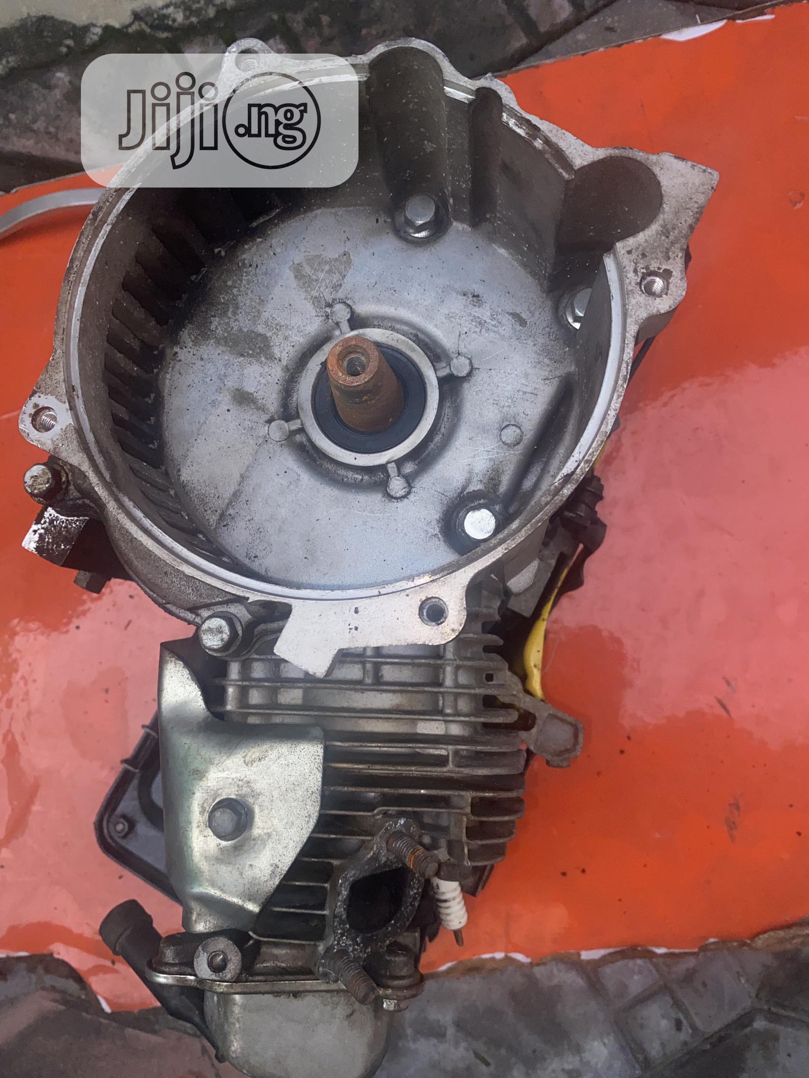 Sumec Firman Sfe 200, 6.5KVA Half Engine