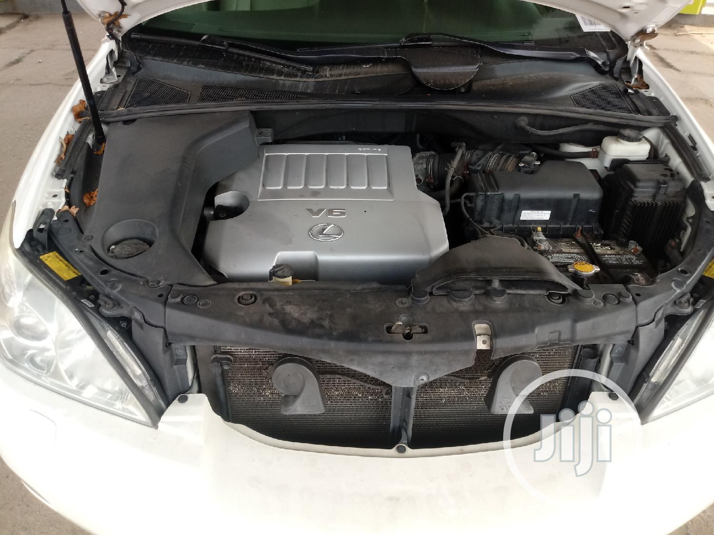 Archive: Lexus RX 2008 350 AWD White