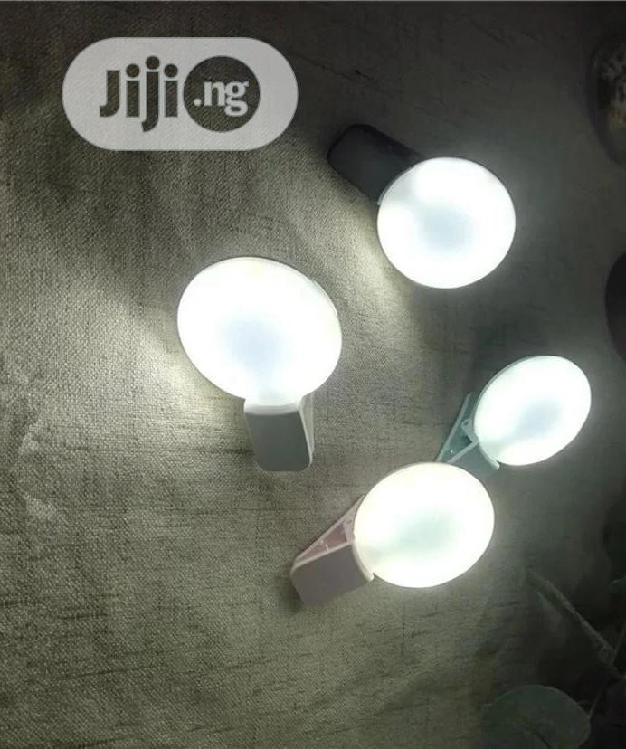 Mobile Flashes Selfie Phone Camera Filling Light, | Accessories for Mobile Phones & Tablets for sale in Lekki, Lagos State, Nigeria