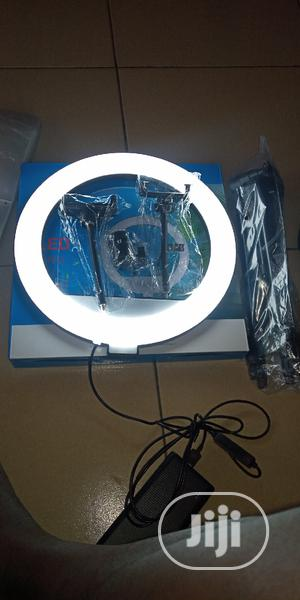 12inches Ringlight With Tripod Stand And Bluetooth | Accessories & Supplies for Electronics for sale in Lagos State, Surulere