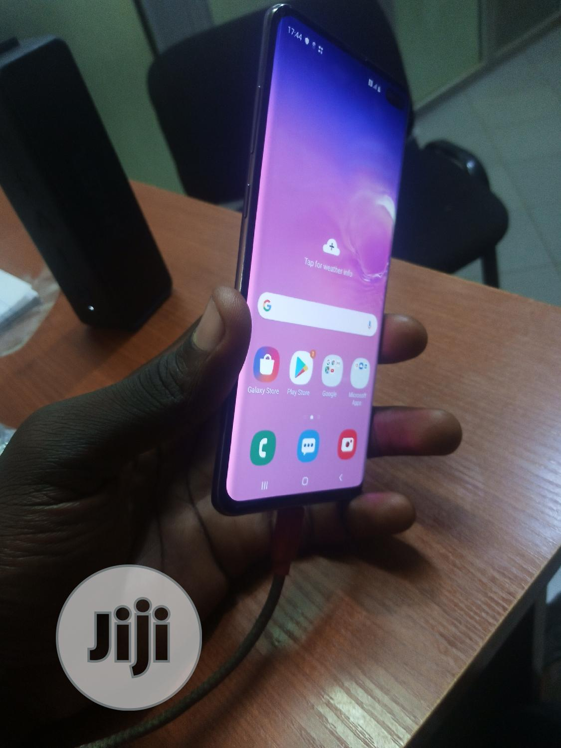 Samsung Galaxy S10 Plus 128 GB Black | Mobile Phones for sale in Ibadan, Oyo State, Nigeria