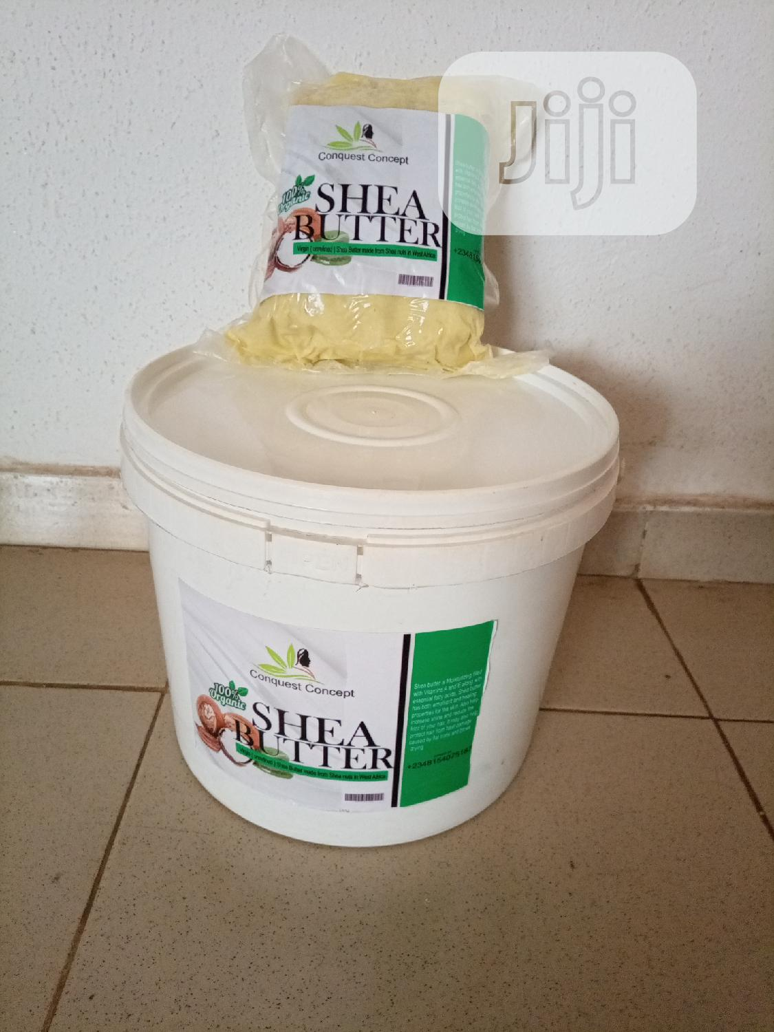 Archive: Unrefined West African Shea Butter 20liters