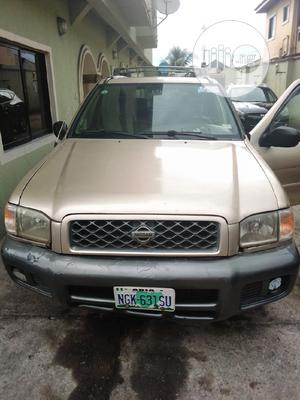 Nissan Pathfinder 2000 Automatic Gold | Cars for sale in Rivers State, Obio-Akpor