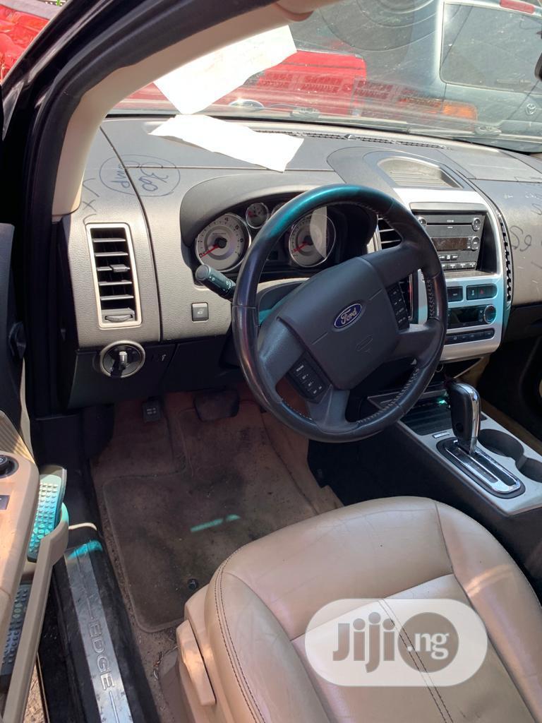 Ford Edge 2008 Black | Cars for sale in Abule Egba, Lagos State, Nigeria