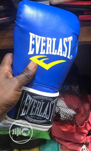 Everlast Boxing Gloves | Sports Equipment for sale in Lagos State, Ajah