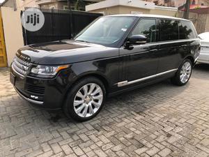 Land Rover Range Rover 2015 Black   Cars for sale in Lagos State, Ogudu