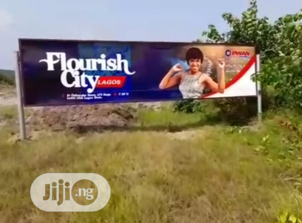 Land in Estate 4 Sale D Commercial Hub of Ibeju Lekki, Lagos   Land & Plots For Sale for sale in Ibeju, Lagos State, Nigeria