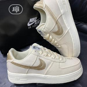 Stussy Nike Air Force 1  | Shoes for sale in Lagos State, Lagos Island (Eko)