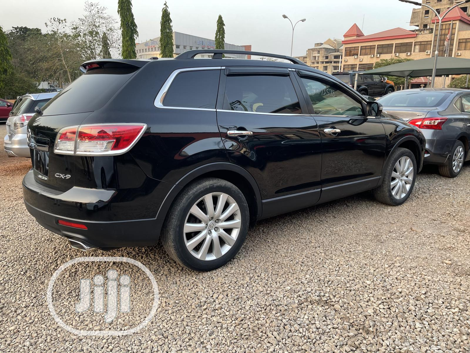 Mazda CX-9 2009 Touring AWD Black   Cars for sale in Central Business Dis, Abuja (FCT) State, Nigeria