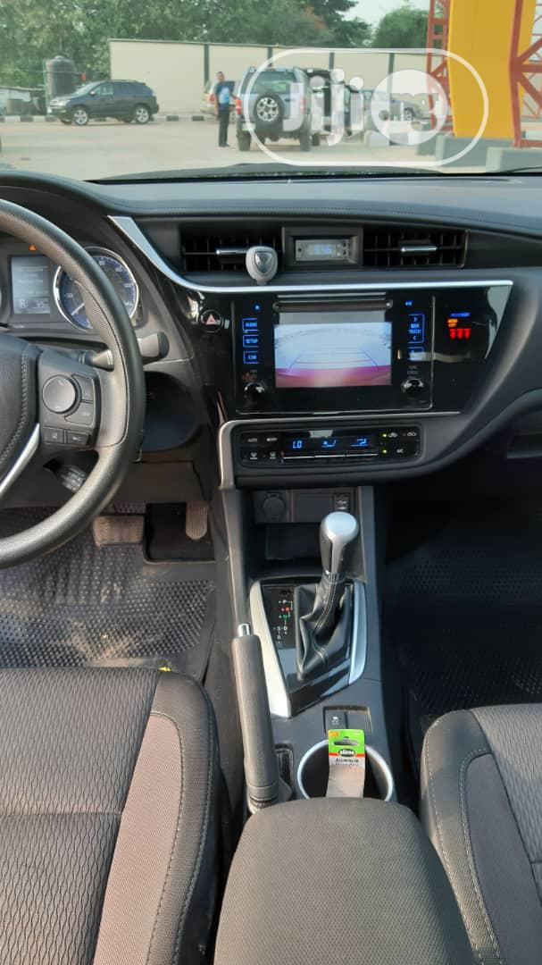 Toyota Corolla 2018 LE (1.8L 4cyl 2A) Red | Cars for sale in Ikeja, Lagos State, Nigeria