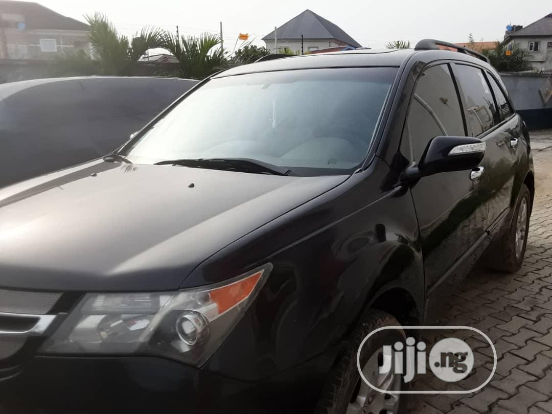Acura Mdx 2009 Black In Ajah Cars Global Class Homes Network Limited Jiji Ng