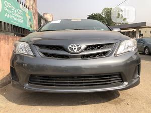 Toyota Corolla 2013 Gray   Cars for sale in Oyo State, Ibadan