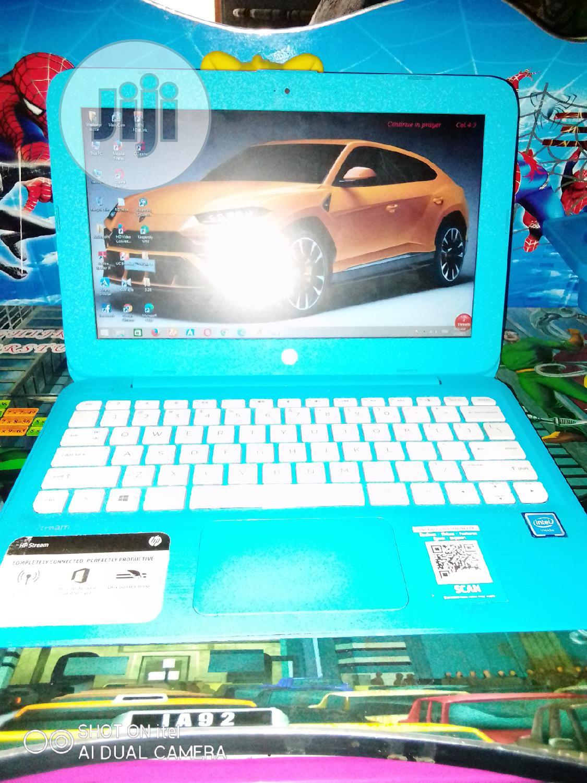 Archive: Laptop HP Stream 11 4GB Intel Celeron SSD 32GB