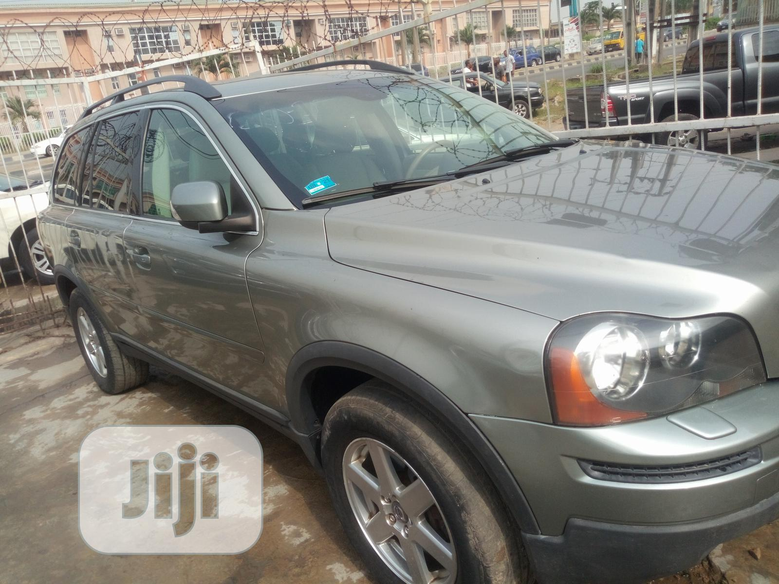Volvo XC90 2007 3.2 Green | Cars for sale in Ikeja, Lagos State, Nigeria