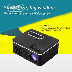 Mini HD Android/Laptop Multimedia LCD LED Video Projector | TV & DVD Equipment for sale in Enugu State, Enugu