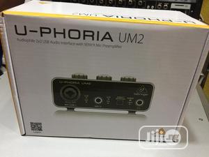 U-phoria UM2 Sound Card   Audio & Music Equipment for sale in Lagos State, Ojo
