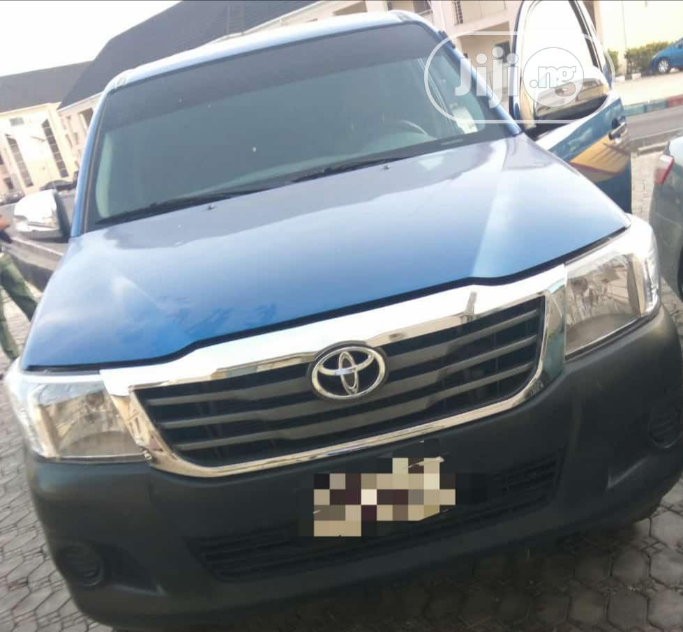 Archive: Toyota Hilux Available for Sale
