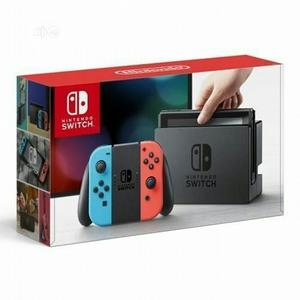 Nintendo Switch Red/Blue - International Version | Video Game Consoles for sale in Lagos State, Ikeja