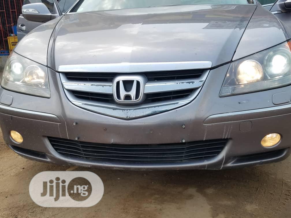 Honda Legend 2006 3.5i V6 Gray