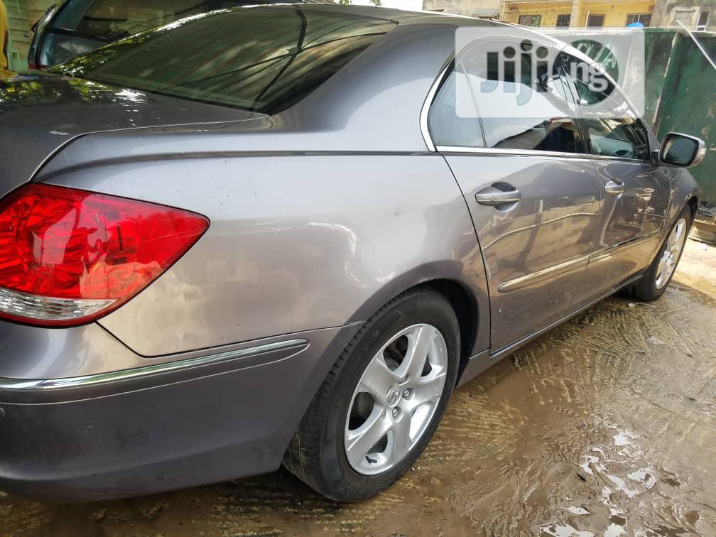 Honda Legend 2006 3.5i V6 Gray | Cars for sale in Ojo, Lagos State, Nigeria