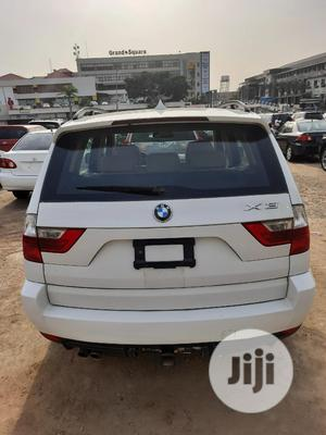 BMW X3 2008 2.5si Exclusive Automatic White | Cars for sale in Abuja (FCT) State, Central Business Dis