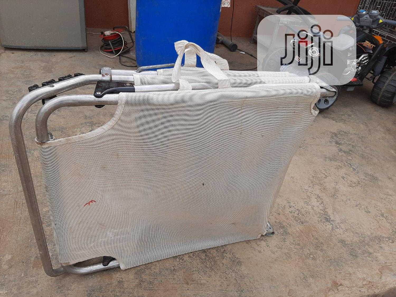 Foldable Camp/Relaxation Bed | Camping Gear for sale in Isolo, Lagos State, Nigeria