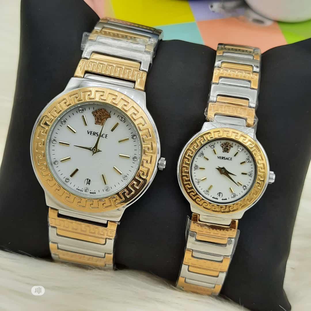 Original Versace Wristwatch