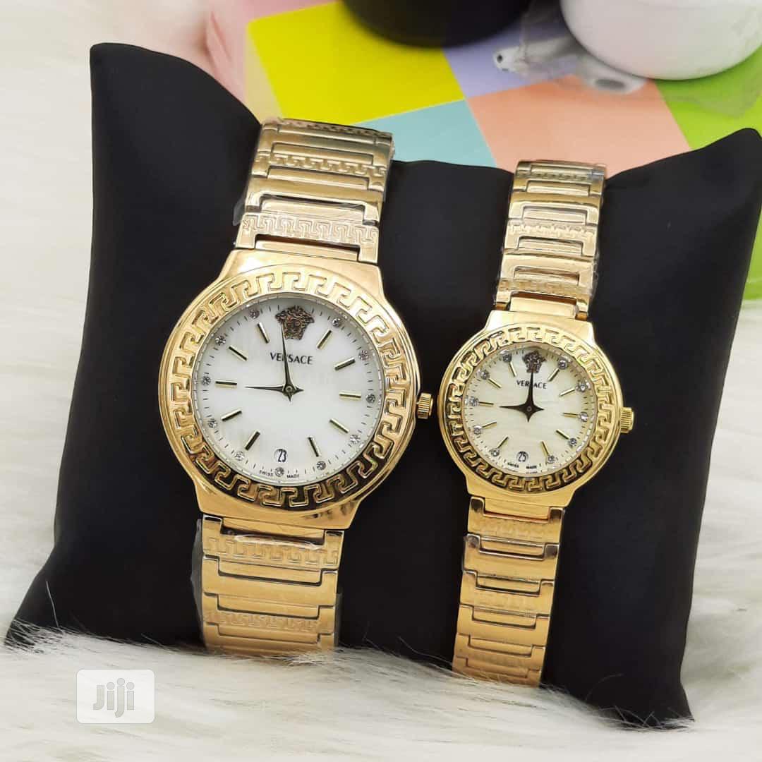 Original Versace Wristwatch   Watches for sale in Lagos Island (Eko), Lagos State, Nigeria