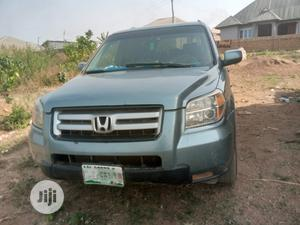 Honda Pilot 2007 EX 4x4 (3.5L 6cyl 5A) Blue   Cars for sale in Oyo State, Ibadan