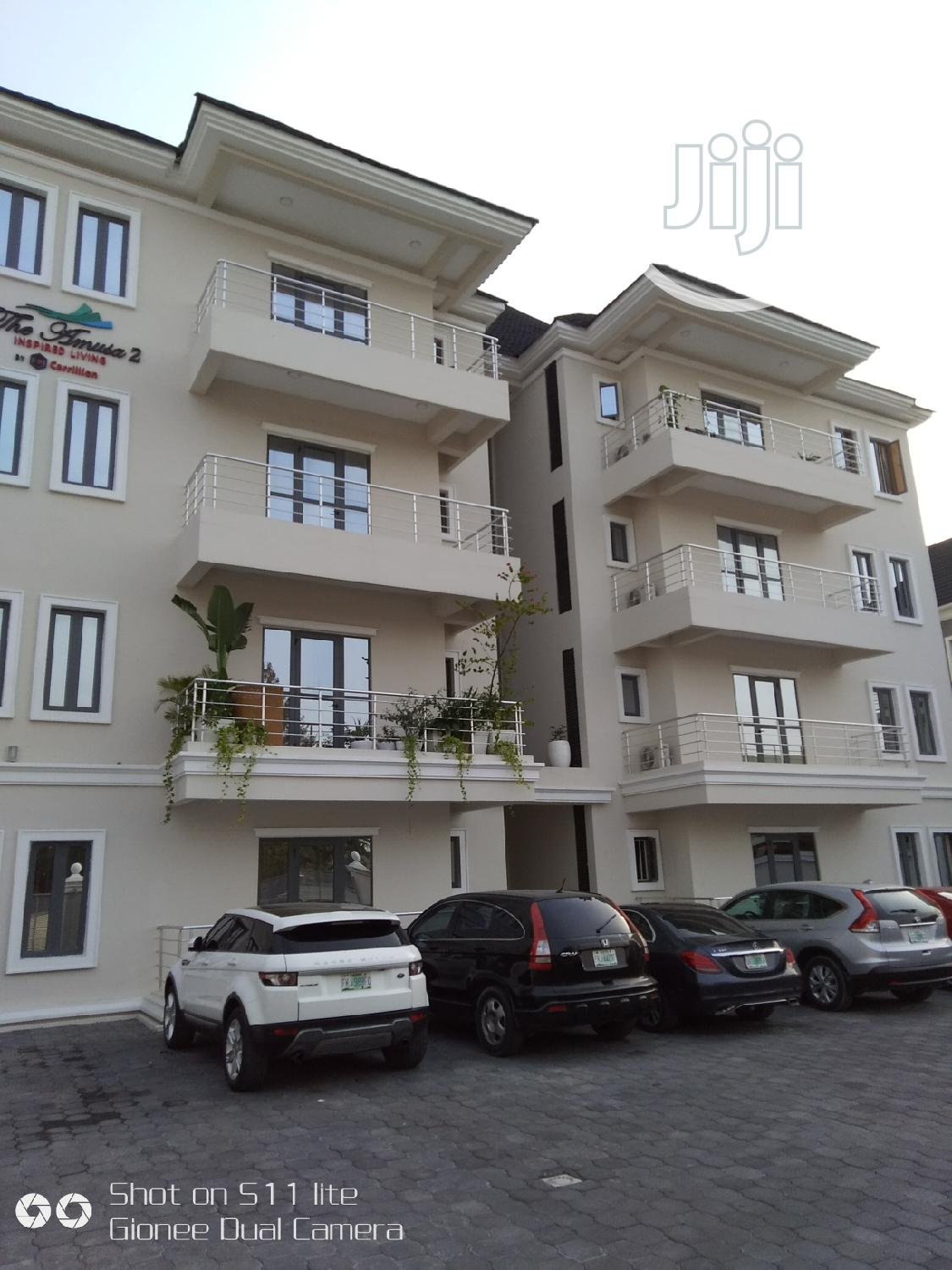 8 Units of 3 Bedrooms Apartments in Lekki Phase 1