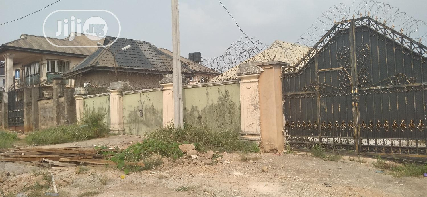 3bedrooms Bungalow on a Plot Measuring 100x150ft for Sale   Houses & Apartments For Sale for sale in Benin City, Edo State, Nigeria