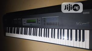 Korg Sgprox Workstation(Price Reduced) | Musical Instruments & Gear for sale in Lagos State, Ejigbo