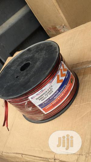 Red and Black Cable | Accessories & Supplies for Electronics for sale in Lagos State, Ojo
