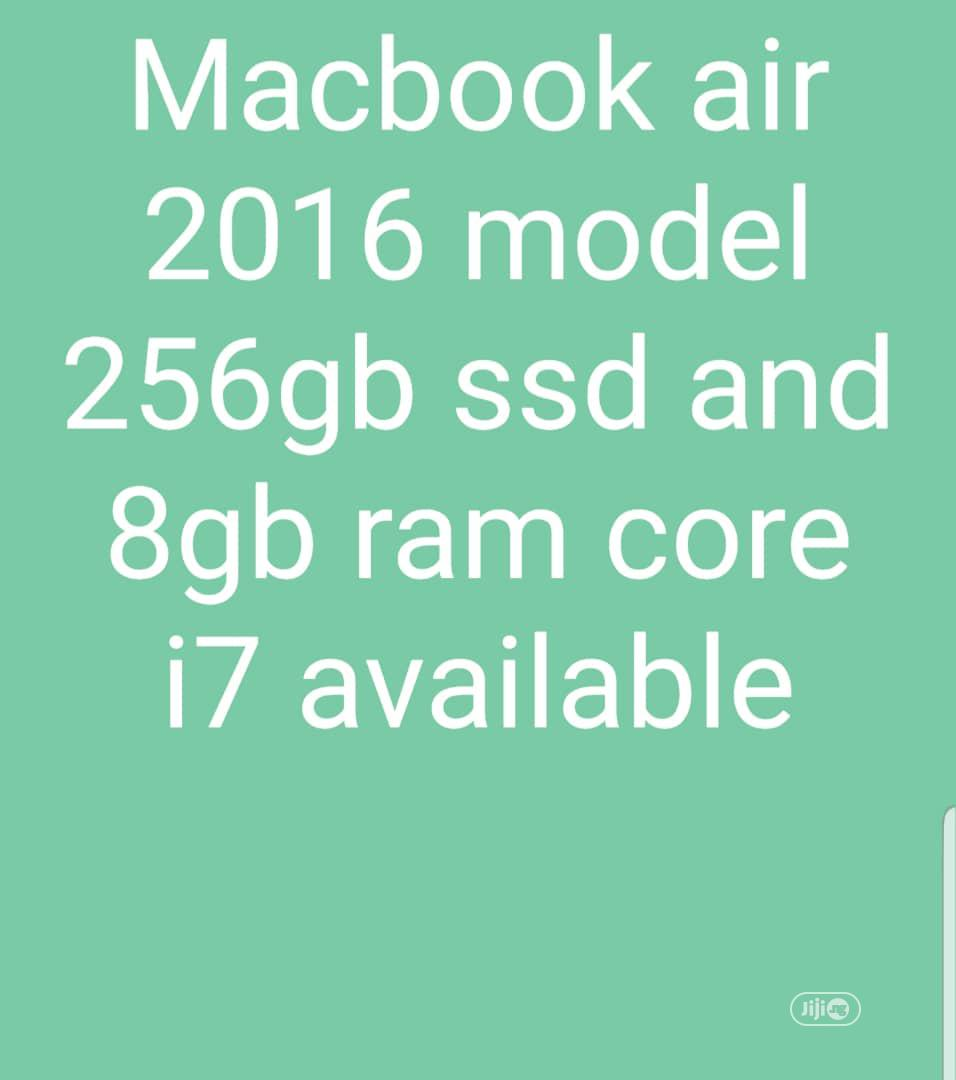 Laptop Apple MacBook Air 8GB Intel Core I7 SSD 256GB | Laptops & Computers for sale in Ife, Osun State, Nigeria