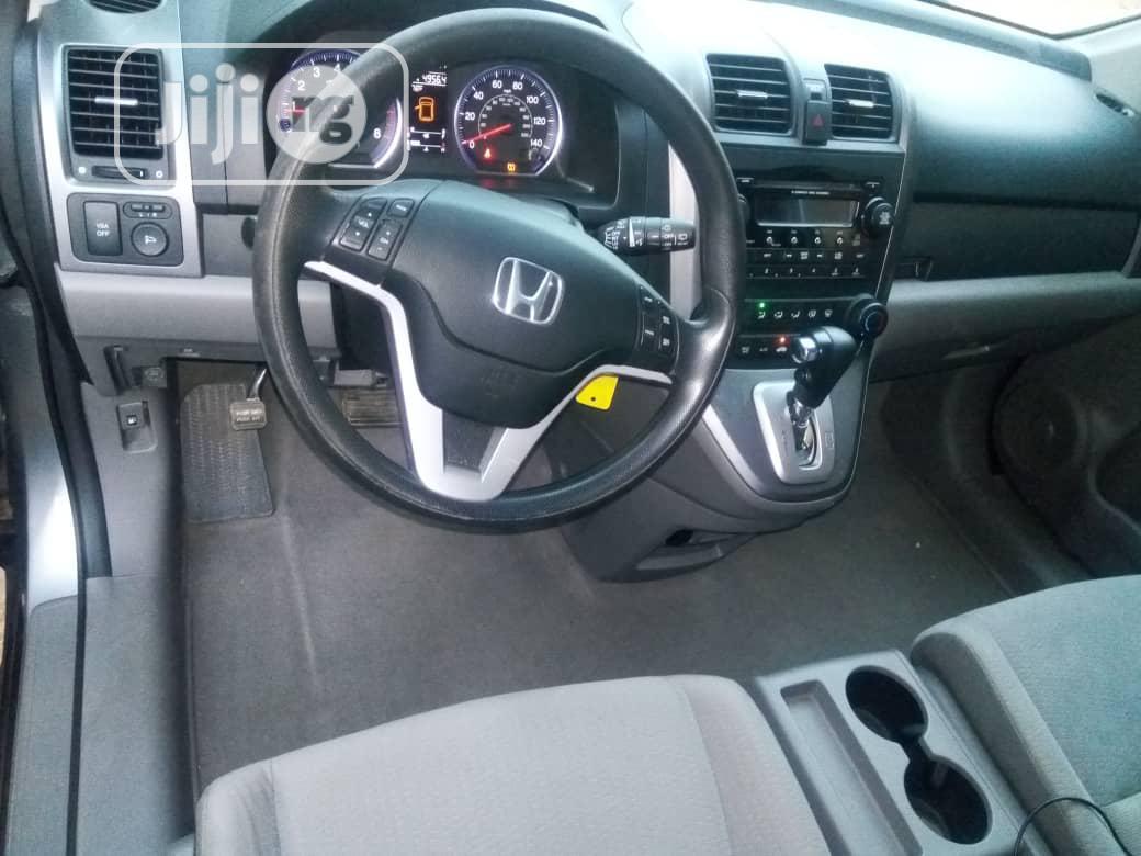 Archive: Honda CR-V 2009 2.4 EX Automatic Gray