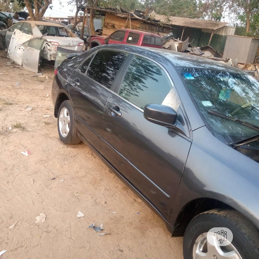 Honda Accord 2005 2.4 Type S Automatic Gray | Cars for sale in Ibadan, Oyo State, Nigeria