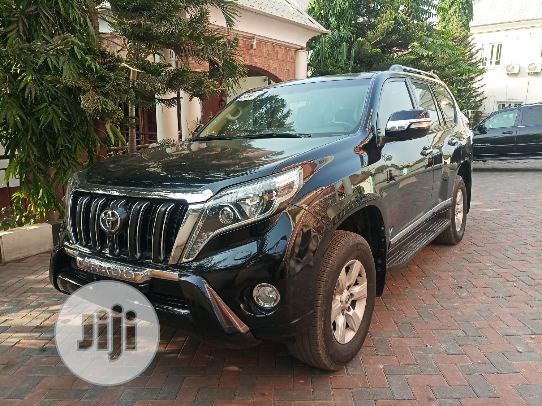 Toyota Land Cruiser Prado 2015 VX Black
