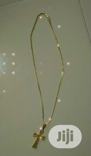 Original Neck Chain Doesnt Wash   Jewelry for sale in Delta State, Udu