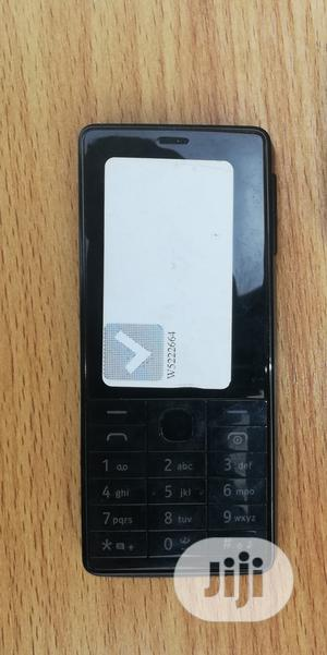 Nokia 515 Black   Mobile Phones for sale in Lagos State, Mushin