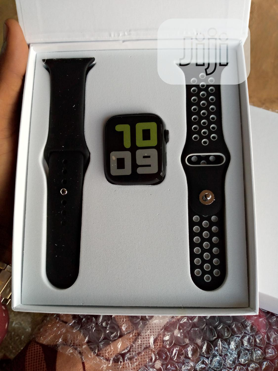 T55 Smartwatch | Smart Watches & Trackers for sale in Ibadan, Oyo State, Nigeria