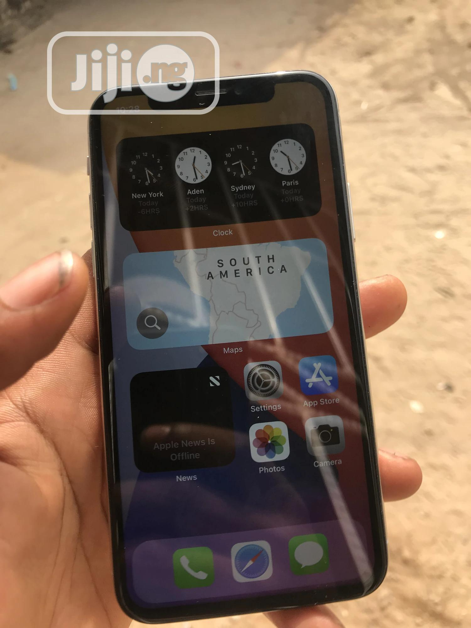 Apple iPhone X 64 GB White | Mobile Phones for sale in Uvwie, Delta State, Nigeria